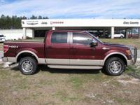 2010 Ford F150 KING RANCH Our Location is: Clay