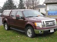 EXCELLENT TO PERFECT CONDITION 2010 FORD F-150 LARIAT