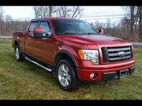 Stock #A8646. 2010 Ford F-150 'FX4' Supercrew 4X4!!