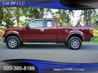 2010 Ford F150 XLT Super Cab, ***Only 96k Miles***,