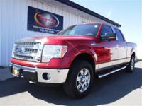 LOACAL TRADE 2010 FORD F150 XLT 4X4 CREW CAB 6.5 FOOT