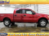 You Need to Come in and Drive this 2010 Ford F-150 to