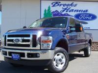 Options Included: N/APower Stroke 6.4L V8 OHV, 4WD, ABS