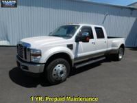 Introducing the 2010 Ford F-450! A great truck at a