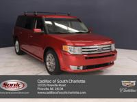 This 2010 Ford Flex SEL comes complete with VISTA