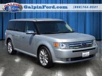 2010 Ford Flex 4dr Car Limited w/Ecoboost Our Location