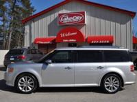 Take a look at this 2010 Ford Flex SEL Ecoboost! A tow