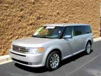 P3313- ( 23,331 ) THIS 2010 FORD FLEX LIMITED INGOT