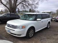 Check out this gently-used 2010 Ford Flex we recently