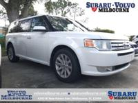 FLORIDA OWNED 2010 FORD FLEX SEL**LOW MILEAGE**CLEAN