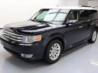 This awesome 2010 Ford Flex comes loaded with the