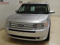Options:  2010 Ford Flex Sel Heated Seats|Features
