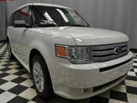 EPA 24 MPG Hwy/17 MPG City! Excellent Condition. White