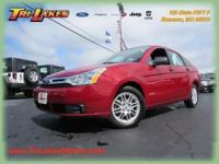This 2010 Ford Focus is offered to you for sale by
