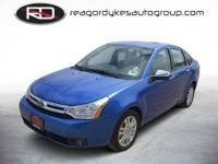 Now here's a good value among small sedans! Our 2010