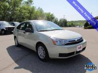 **CLEAN CARFAX** and **ONE OWNER**. Fuel Efficient!