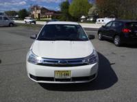 2010 Ford focus, 4 door , current inspection sticker,