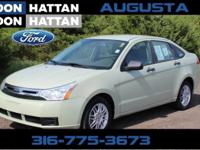 Clean CARFAX. 2010 Ford Focus SE FWD 5-Speed Manual