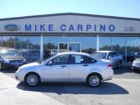 Options Included: N/A2010 Ford Focus, 4Cyl Engine,