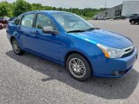 Blue Flame Metallic 2010 Ford Focus SE FWD Duratec 2.0L