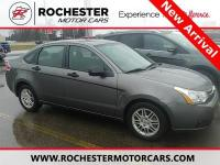Recent Arrival! Focus SE Sterling Gray Metallic CARFAX