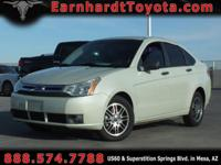 We are happy to offer you this 2010 Ford Focus SE which