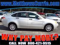 2010 FORD FOCUS Sedan Our Location is: Matthews-Currie