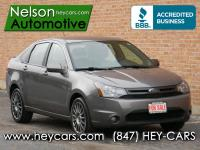 This 2010 Clean Carfax One Owner Ford Focus SES is the