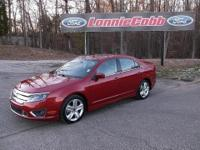 The 2010 Ford Fusion Sport is well engineered and has