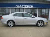 REDUCED! 1 OWNER! WE SOLD IT NEW. THIS FUSION SE IN