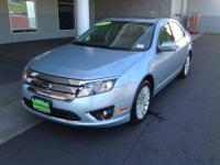 2010 Ford Fusion 4 Door Sedan Hybrid Our Location is: