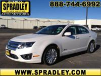 2010 Ford Fusion 4dr Car Hybrid Our Location is: