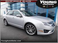 2010 Ford Fusion 4dr Car SEL Our Location is: Young