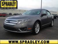 2010 Ford Fusion 4dr Car SEL Our Location is: Spradley