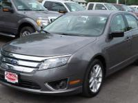 Clean CarFax! Our 2010 Ford Fusion SEL offers fuel