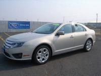 2010 Ford Fusion 4dr Front-wheel Drive Sedan SE SE Our