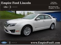 Options:  2010 Ford Fusion Hybrid Hybrid|4Dr