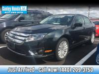 2010 Ford Fusion Hybrid Hybrid ONE OWNER, AUTOMATIC,