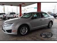 Options:  2010 Ford Fusion S|Visit Williams Group Auto