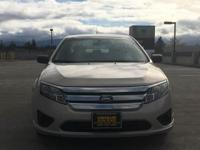 Options:  2010 Ford Fusion S 4Dr Sedan|Tan|Abs -