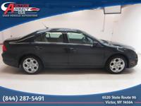 Here is a 2010 Ford Fusion SE with a ONE OWNER,