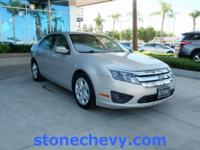 2010 Ford Fusion SE 6-Speed Automatic 2.5L I4 Recent