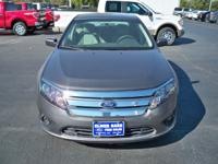 Options Included: N/A2010 FORD FUSION SE-POWER