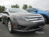 This 2010 Ford Fusion Is offered in the SE trim