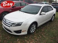 Looking for a clean, well-cared for 2010 Ford Fusion?