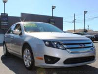 BUY WITH CONFIDENCE! CARFAX 1-Owner Fusion and CARFAX