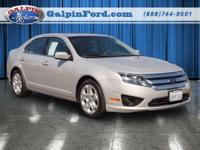 2010 Ford Fusion SE Sedan FWD SE Our Location is: