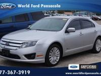 World Ford Pensacola presents this CARFAX 1 Owner 2010