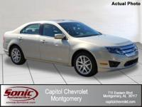 Impressive 2010 Ford Fusion with the SEL Trim Package!