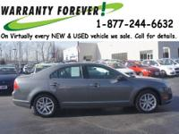 2010 Ford Fusion Sedan SE Our Location is: Roper Honda